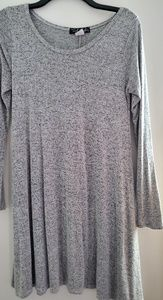 French Atomosphere / Grey Dress
